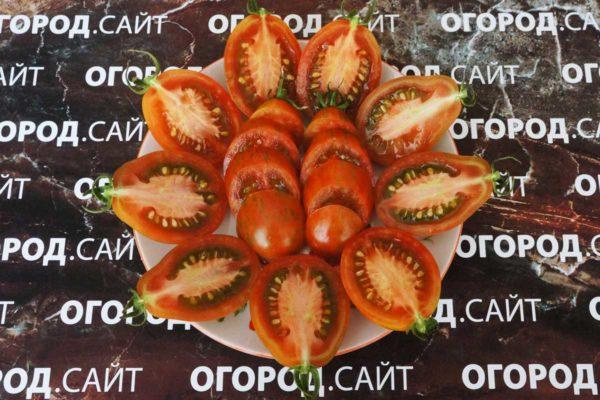 томат супер экзотик фото