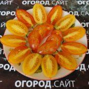 томат блаш, медовые пальчики