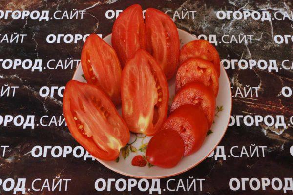 Томат Минусинский кистевой