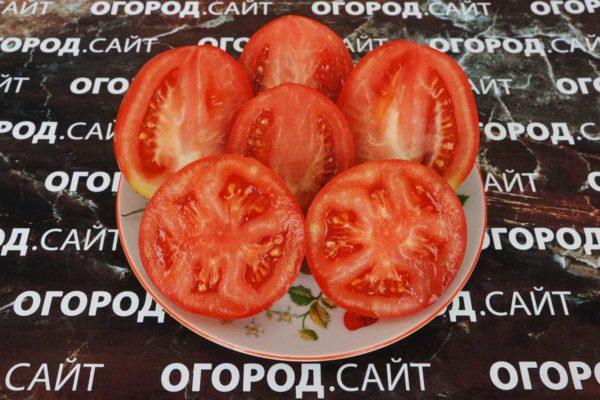 Томат Минусинский яблочный усыпной